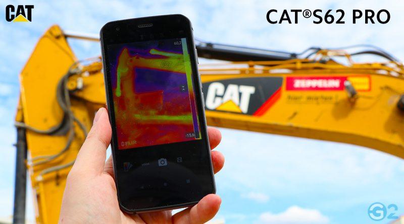 Cat S62 Pro im Test