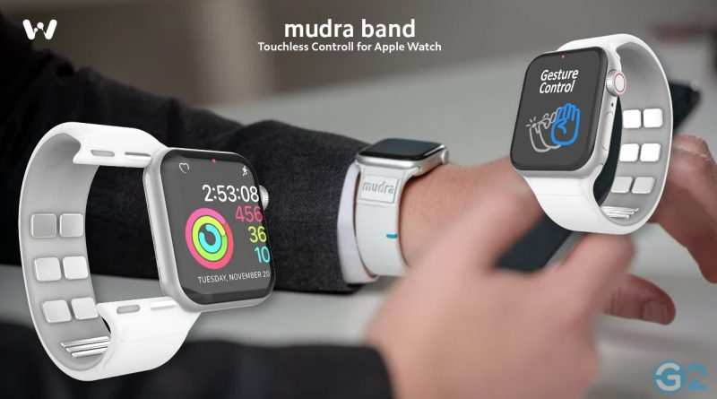 Mudra Band 4 Apple Watch