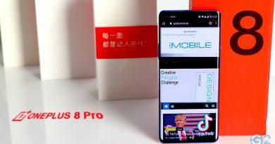 OnePlus 8 Pro Test