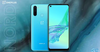 """OnePlus Nord """"Clover"""""""