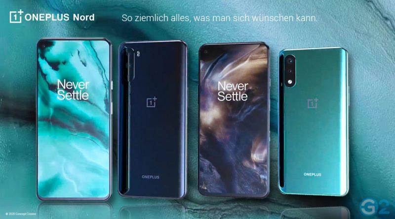 OnePlus Nord Einsteiger-Modell