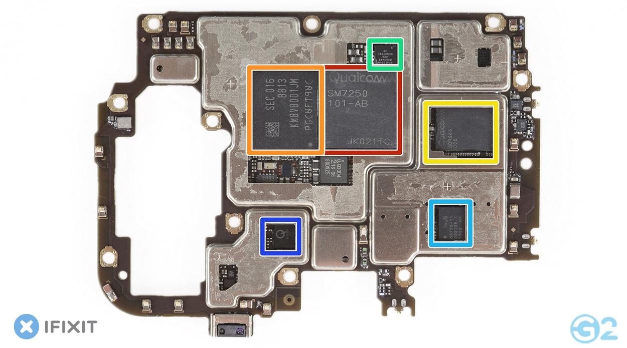 OnePlus Nord Reparatur