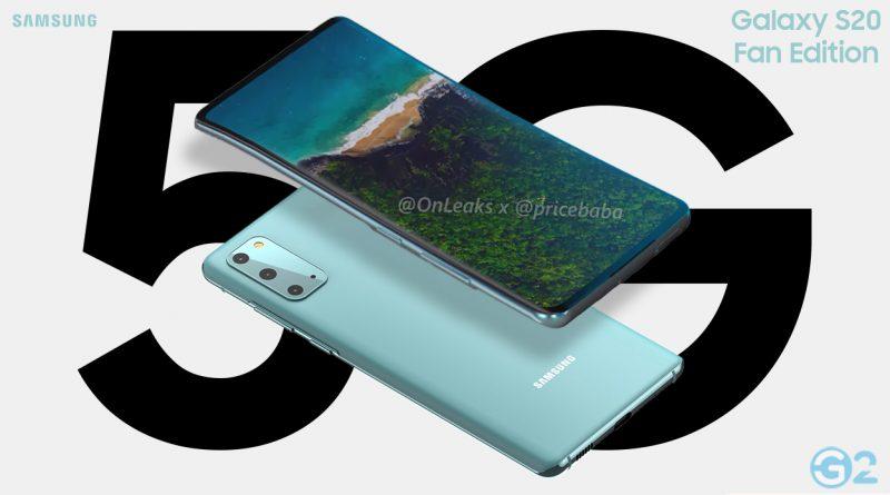 Samsung Galaxy S20 FE (Fan Edition)