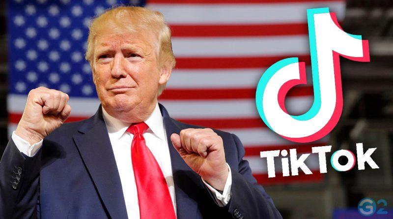 TikTok weckt Donald Trumps Interesse