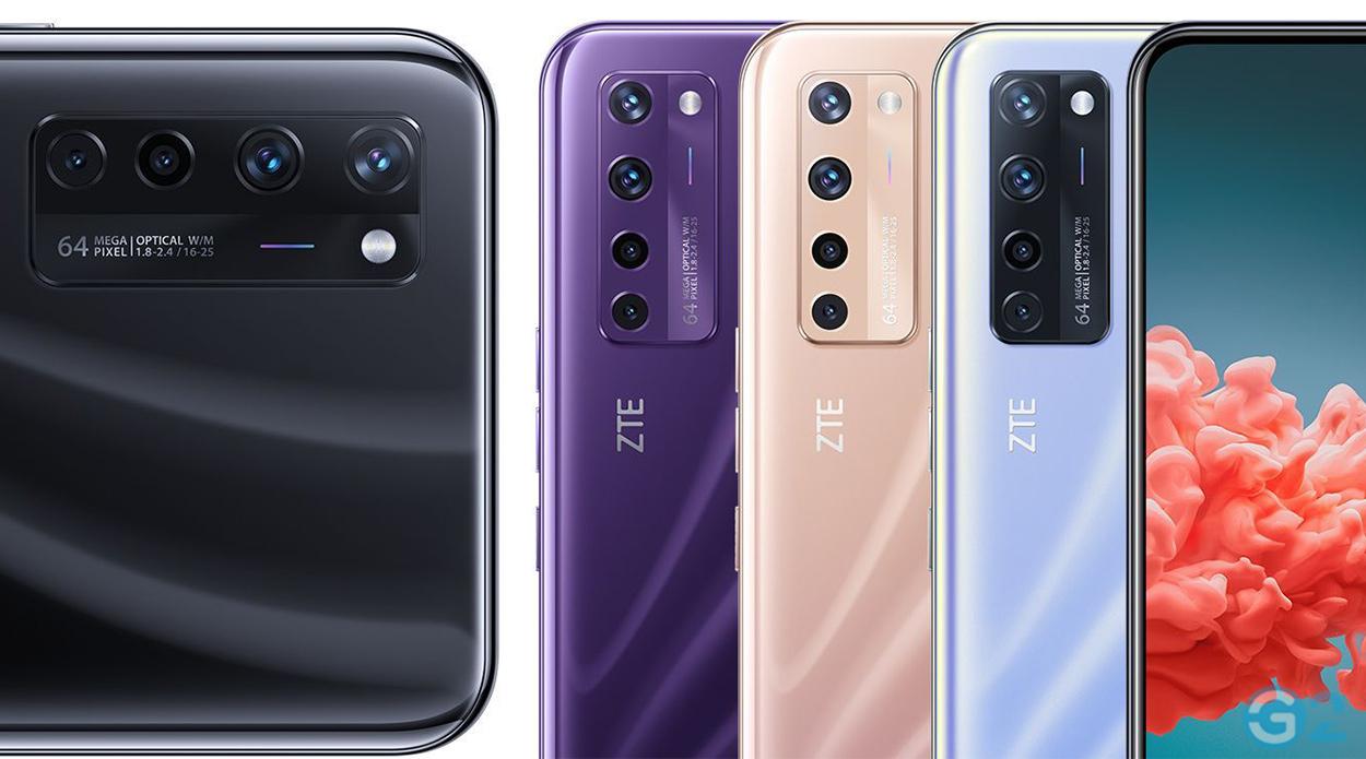 ZTE Axon 20 5G Farben