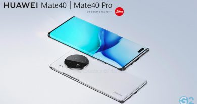 Huawei Mate 40 Serie
