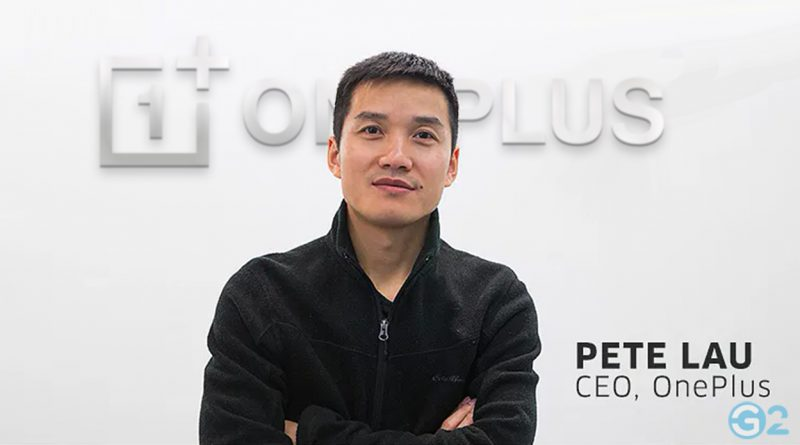 Pete Lau SVP von OPlus