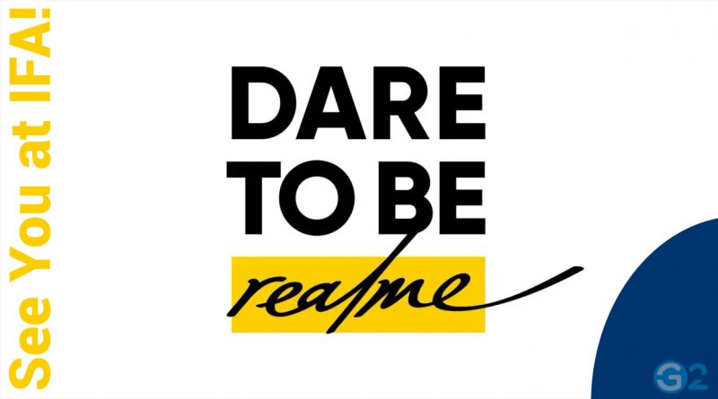 Realme Smartphone-Offensive auf der IFA 2020