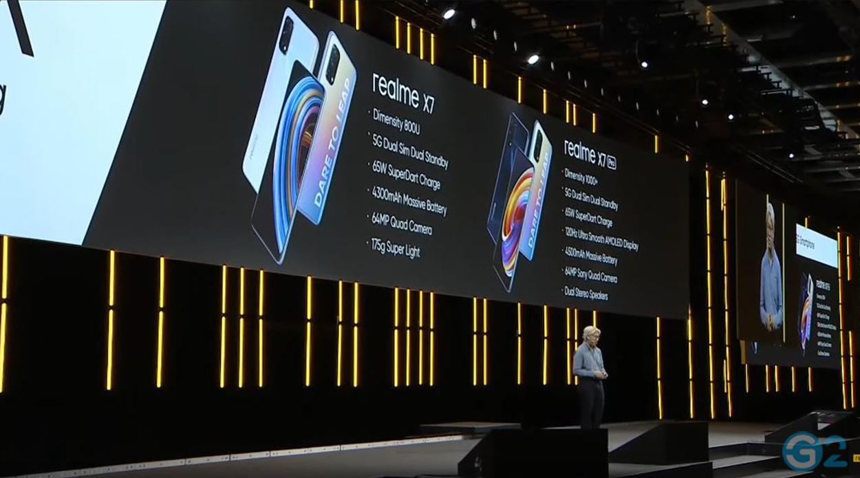 Realme 7 und 7 Pro