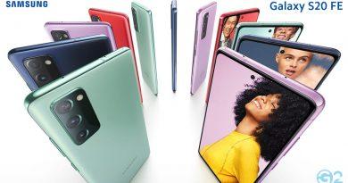 Samsung Galaxy S20 FE (Fan-Edition)