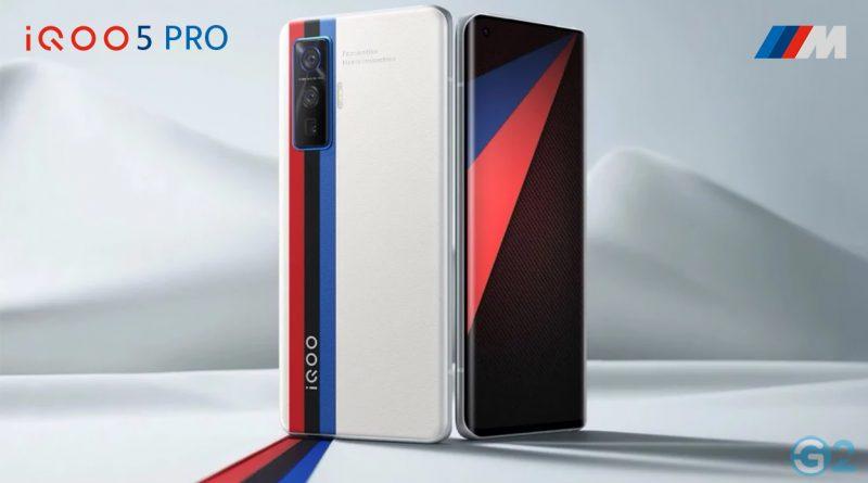 Vivo iQOO 5 Pro