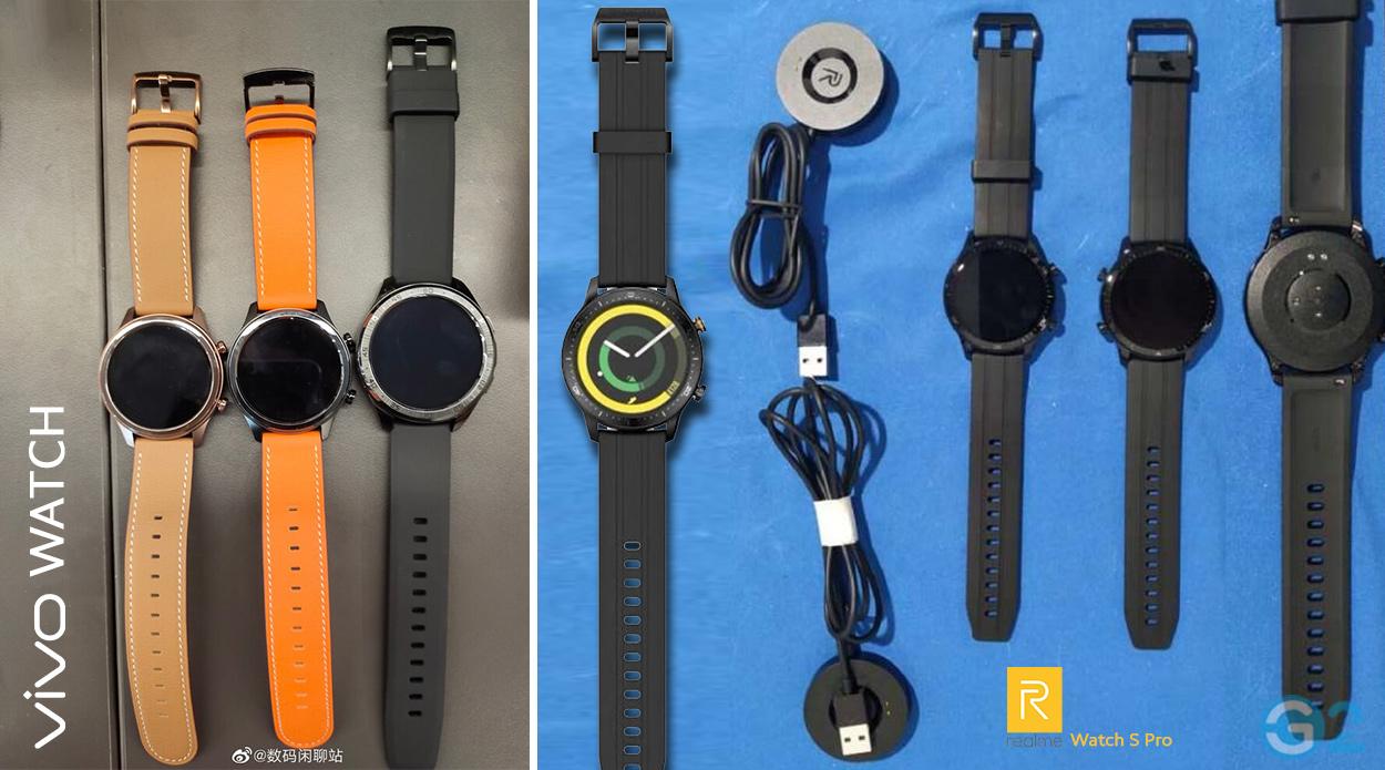 OnePlus, Realme und Vivo Watch in Kürze