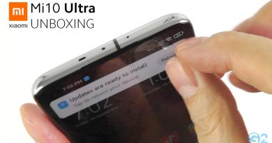 Xiaomi Mi 10 Ultra Unboxing