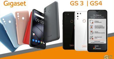 Gigaset GS3 und GS4