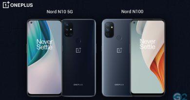 OnePlus Nord N10 5G und N100