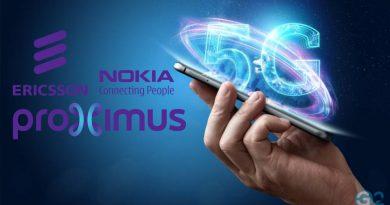 Proximus 5G-Ausbau mit Nokia und Ericsson