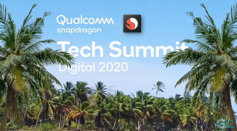 Snapdragon 875 SoC Präsentation