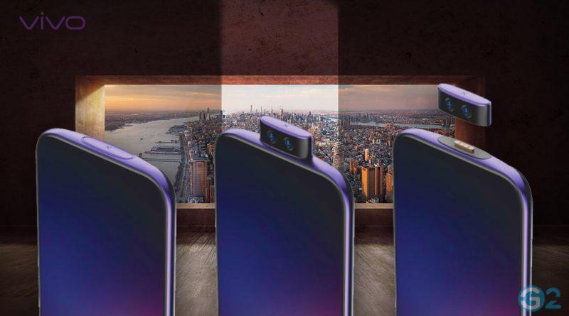 Vivo IEFA mit abnehmbarer Smartphone-Kamera
