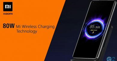 Xiaomi Wireless-Charging-Technologie