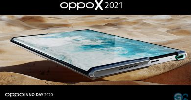 Oppo X 2021 Foldable