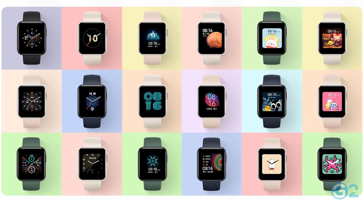 Redmi Watch aka Xiaomi Mi Watch Lite