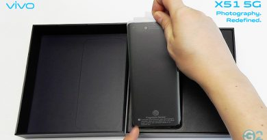 Vivo X51 5G Unboxing-Video