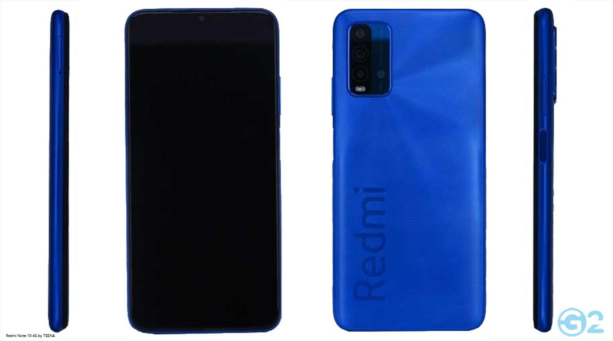 Xiaomi Redmi Note 10 4G