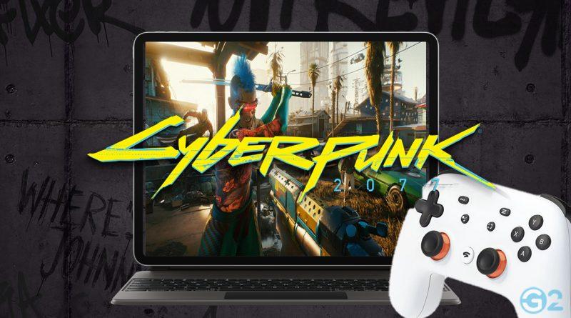 Cyberpunk 2077 auf dem Apple iPhone und iPad