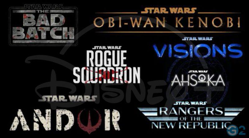 Disney+ mit neuen Star Wars- und Marvel-Serien