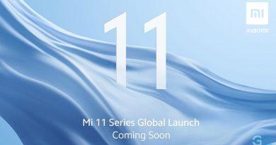 Launch Event der Xiaomi Mi 11 Serie