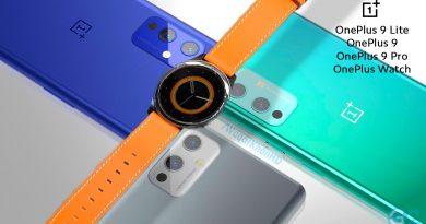 OnePlus 9 Serie + OnePlus Watch