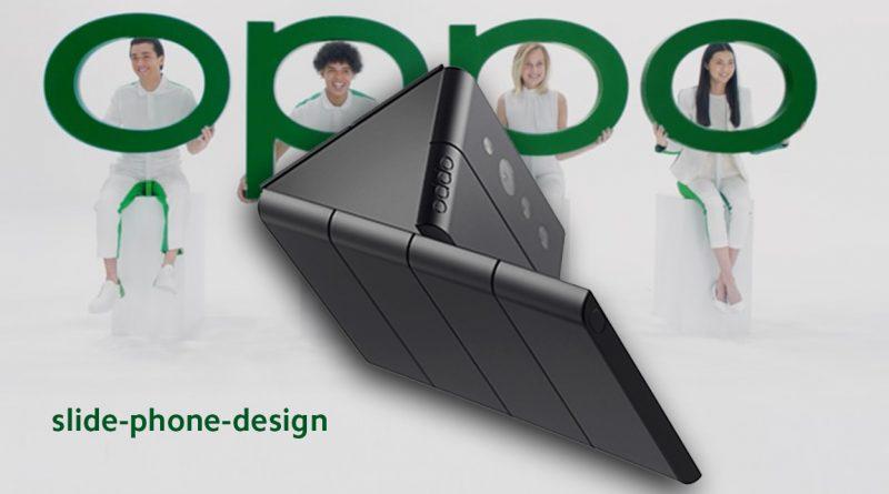 Oppo Konzept-Smartphone
