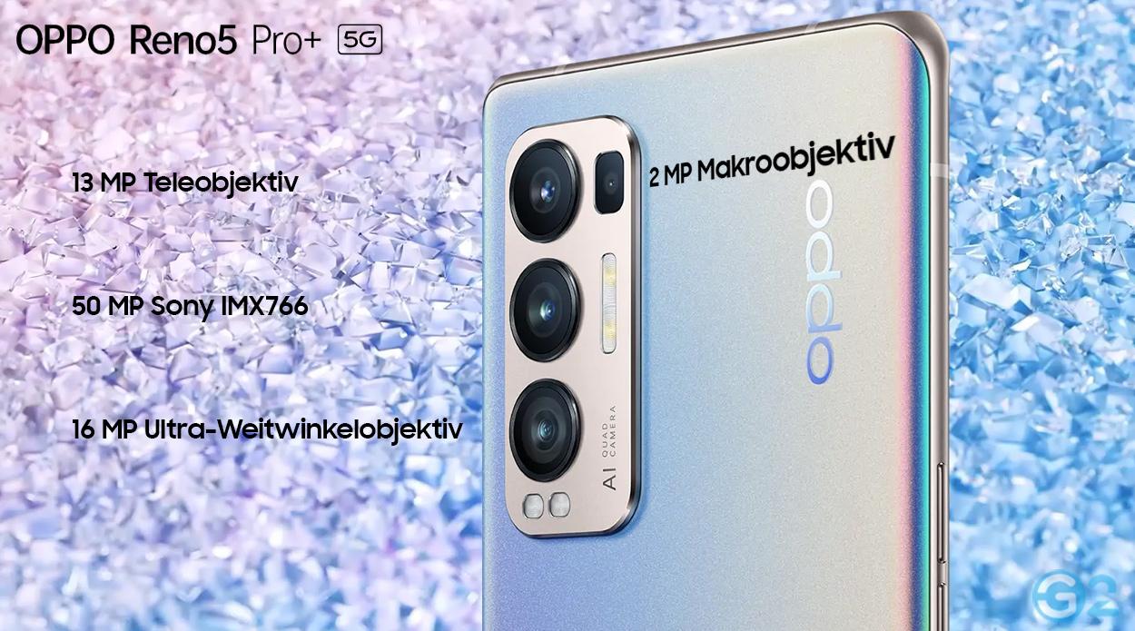 Oppo Reno 5 Pro Plus Kamera