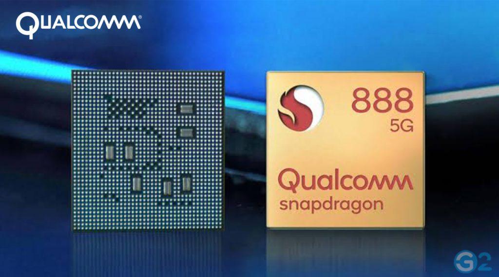 Snapdragon 888 Flaggschiff-Prozessor