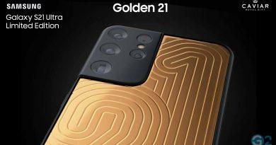 Samsung Galaxy S21 Ultra Golden 21