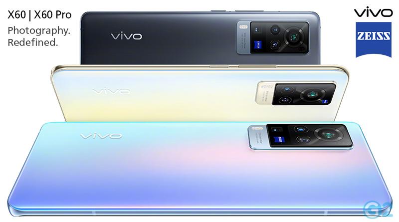 Vivo X60 und X60 Pro