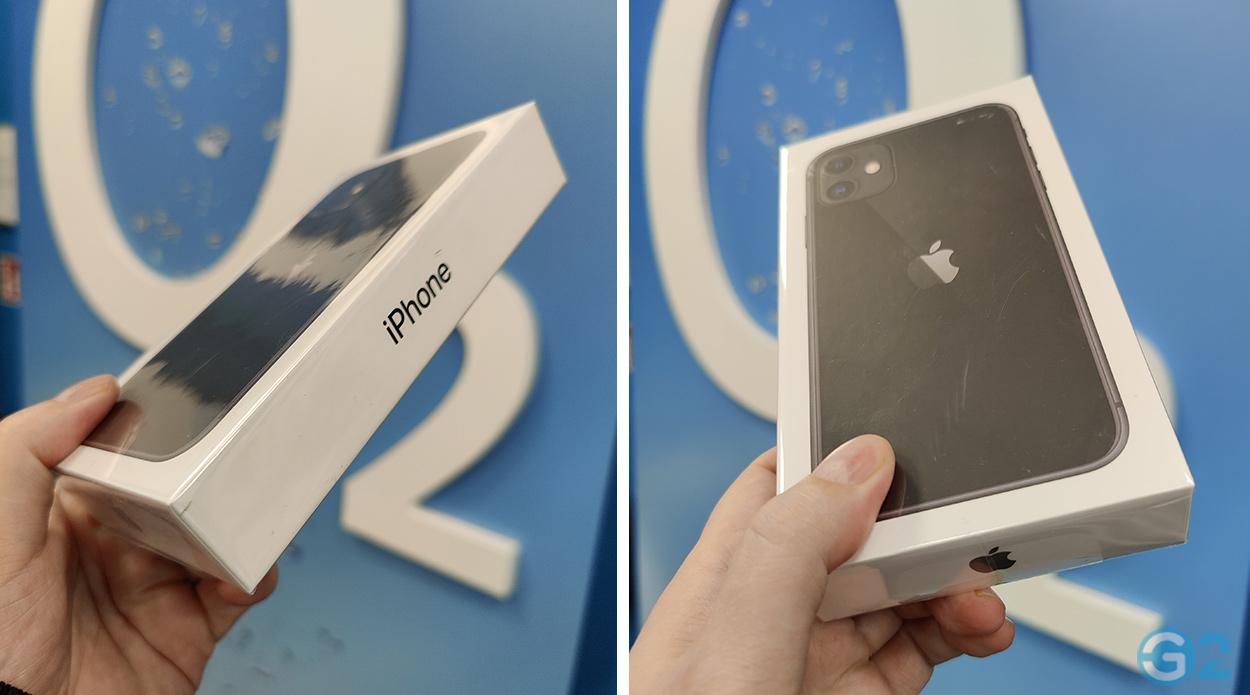 Apple iPhone 11 ohne Netzteil