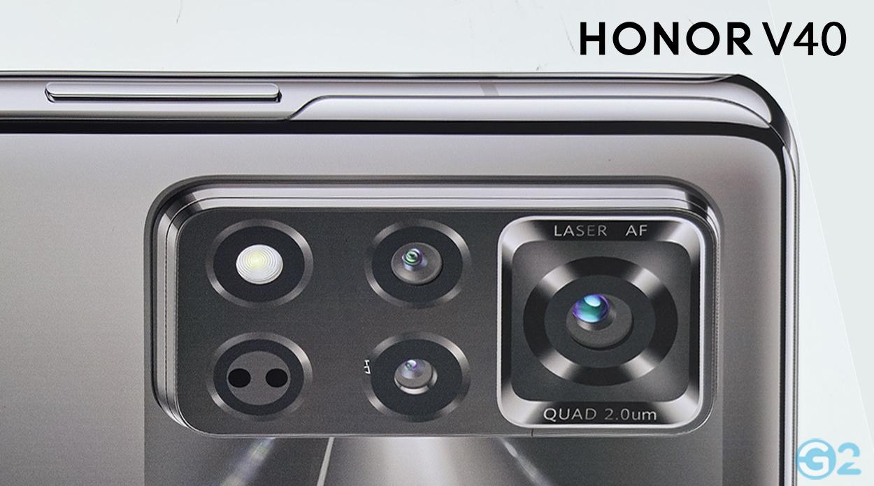 Honor V40 Kamera