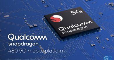 Snapdragon 480 von Qualcomm