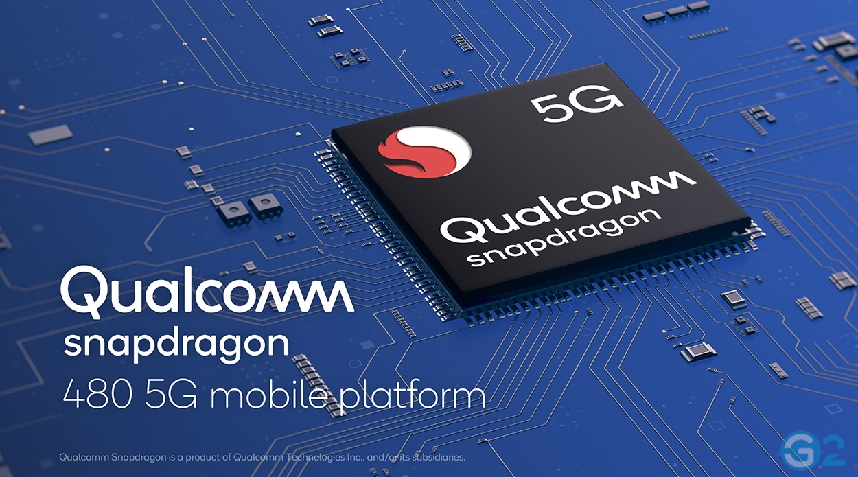 Snapdragon 480 von Qualcomm