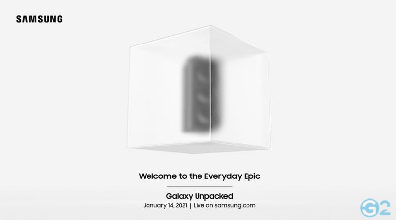 Samsung Galaxy S21 Unpacked-Event