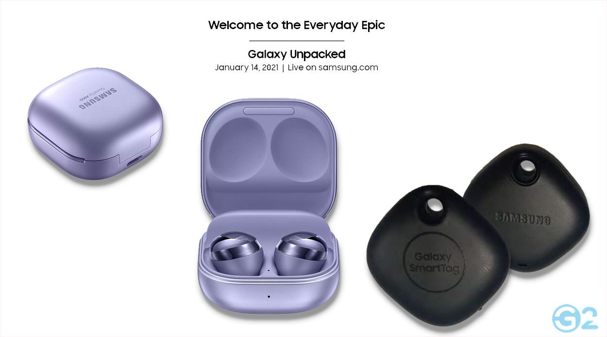 SmartTags, Galaxy Buds Pro