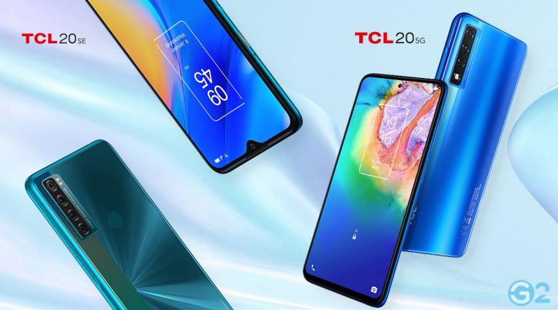 TCL 20 5G und 20 SE