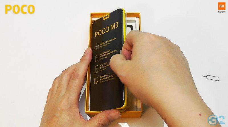 Xiaomi Poco M3 Unboxing