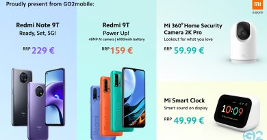 Xiaomi Redmi 9T und Note 9T