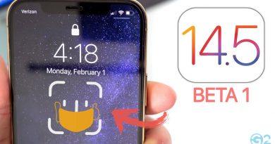 Apple iPhone 12 mit Maske entsperren