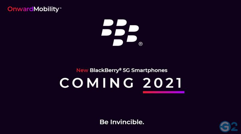 BlackBerry-Smartphone von OnwardMobility