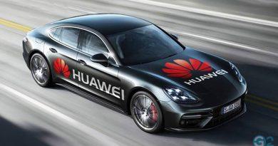 Huawei Elektro-Auto-Produktion