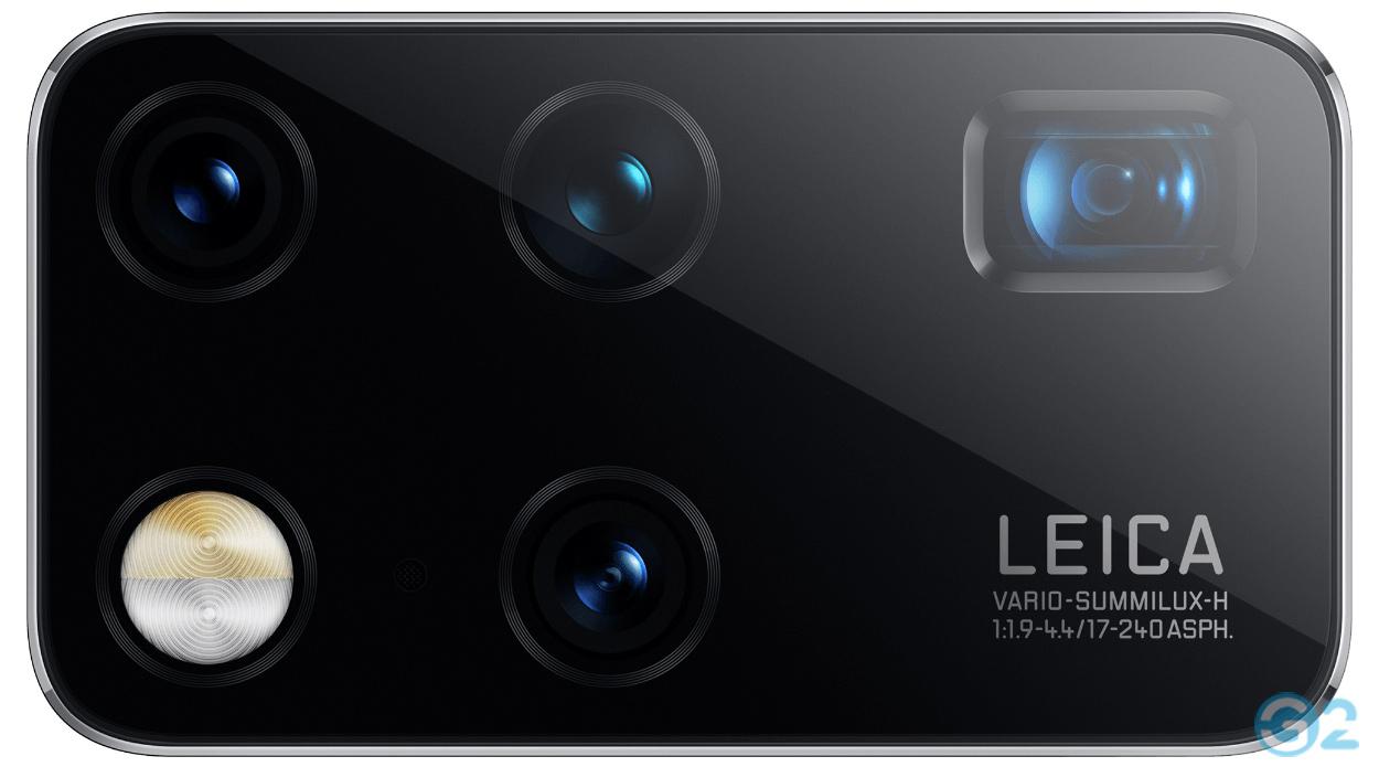 Huawei Mate X2 Kamera