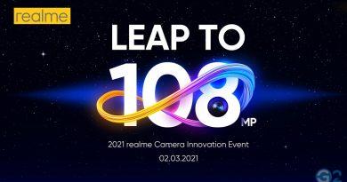 Realme 8-Series Launch-Event